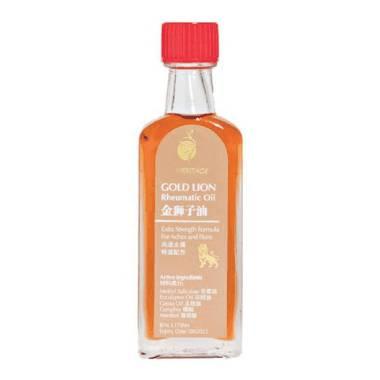 Gold Lion Rheumatic Oil